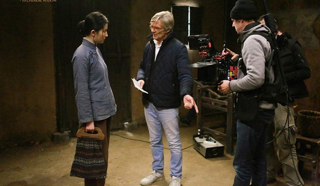 "Bille August regisserar Liu Yifei i ""The Chinese Widow""."