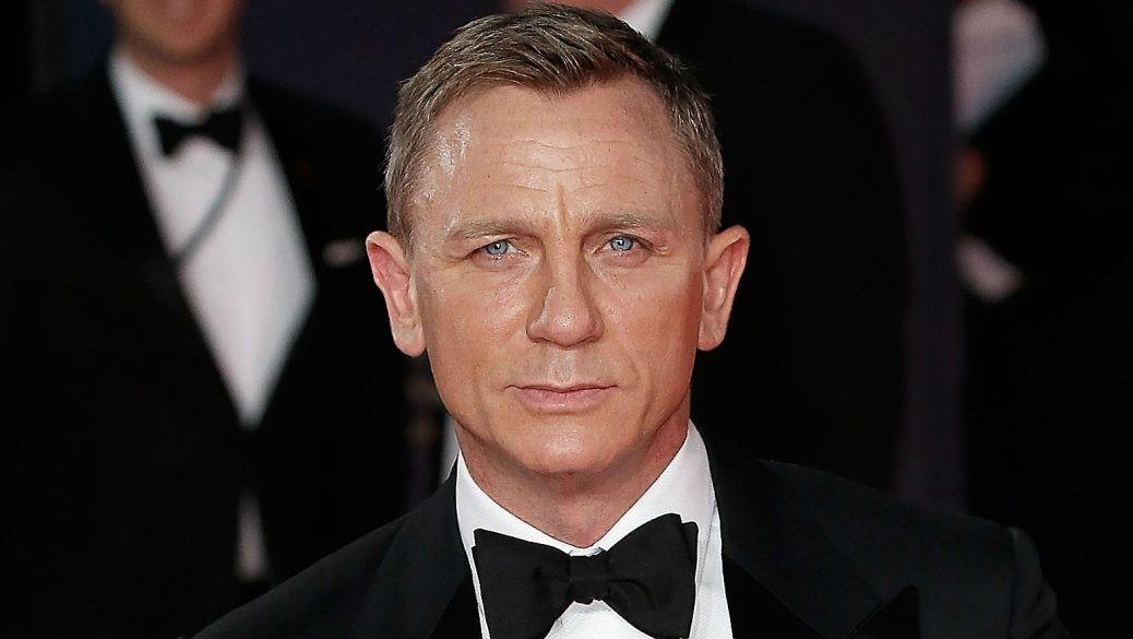 Bild på skådespelaren Daniel Craig