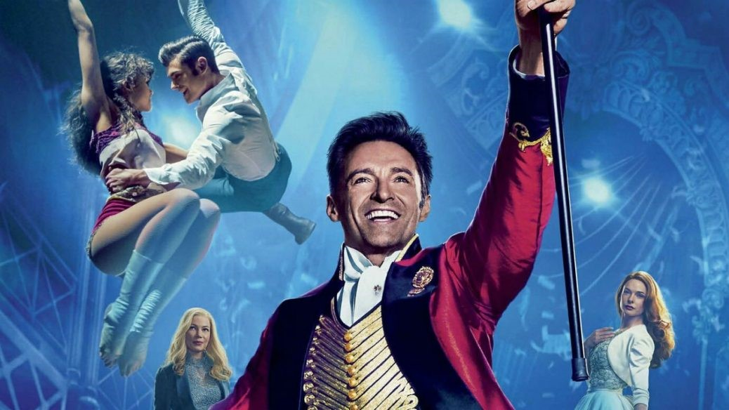 Poster till Greatest Showman