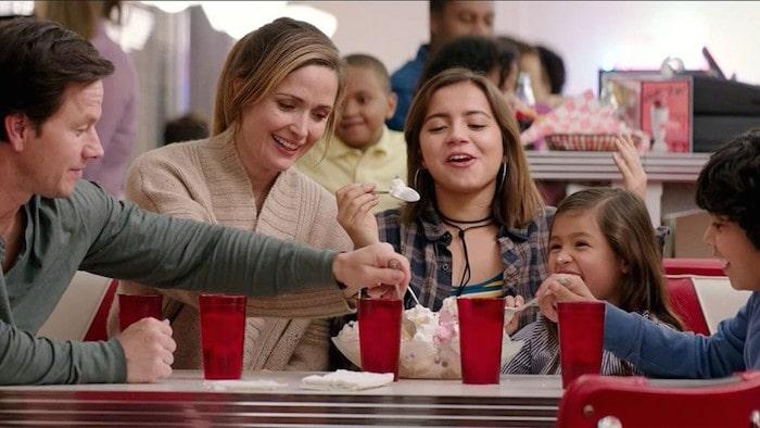 """Mark Wahlberg, Rose Byrne och barnskådespelarna i Sean Anders """"Instant Family"""""""