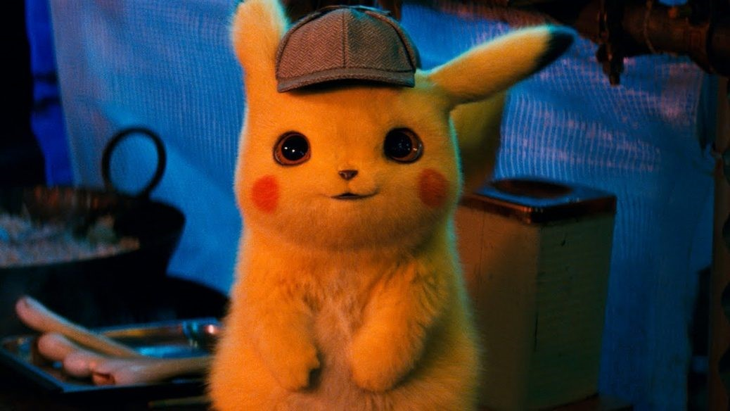 En bild på Pikachu