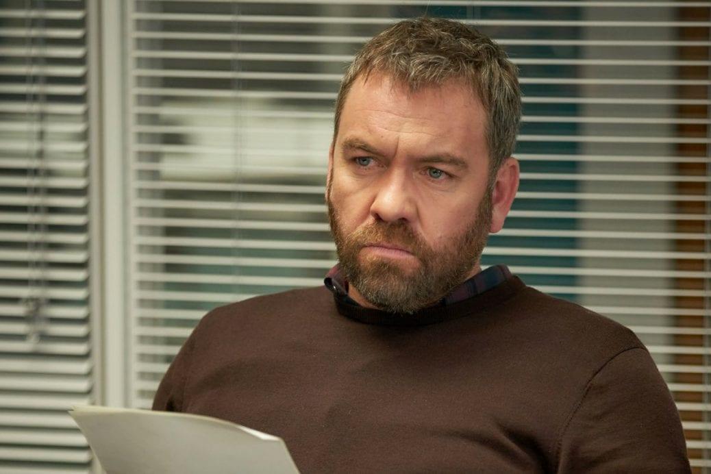 En bild av Brendan Cowell som precis fått en roll i Avatar 2