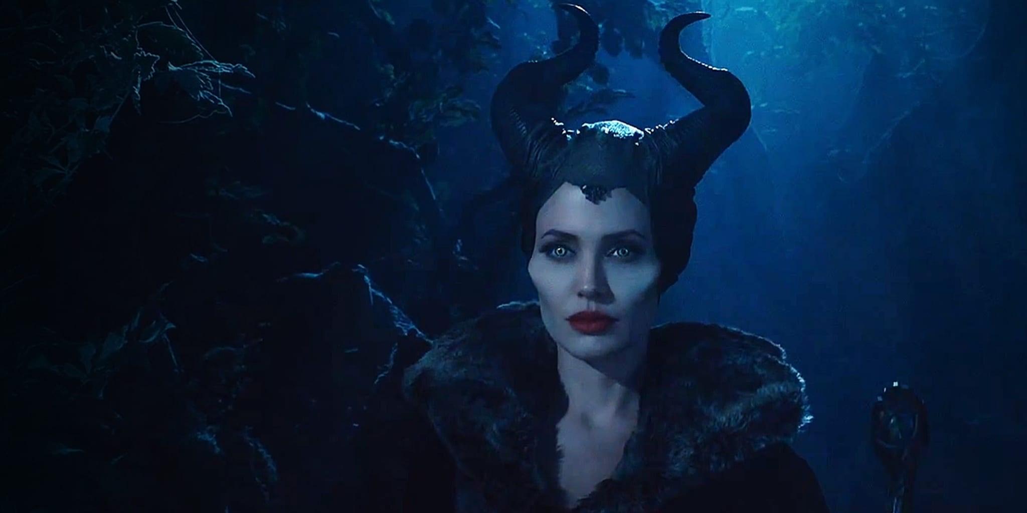 En bild på Maleficent