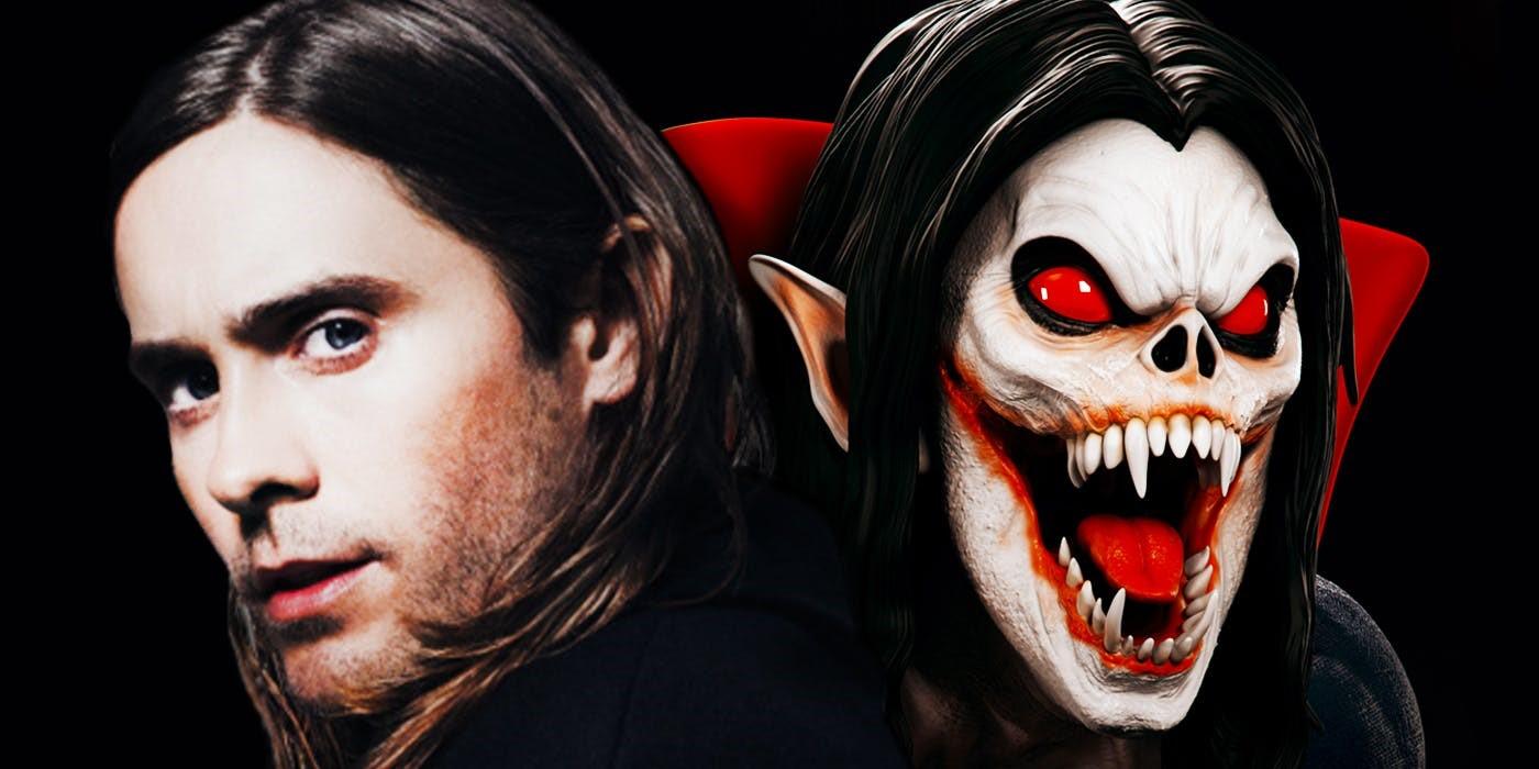En bild på Leto och Morbius