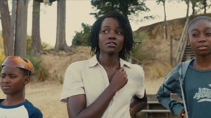 "Lupita Nyung'o i Jordan Peeles ""Us""."