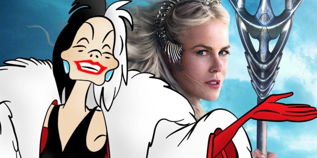 Nicole Kidman som Cruella