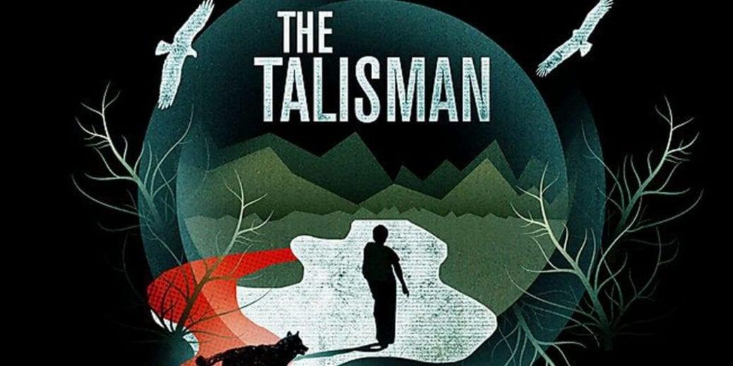 En bild på boken The Talisman