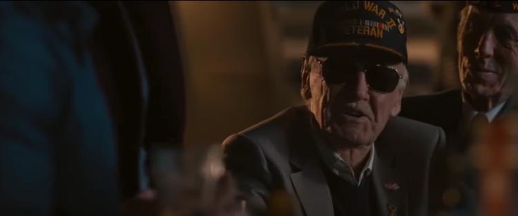 Stan Lee i Avengers 2.