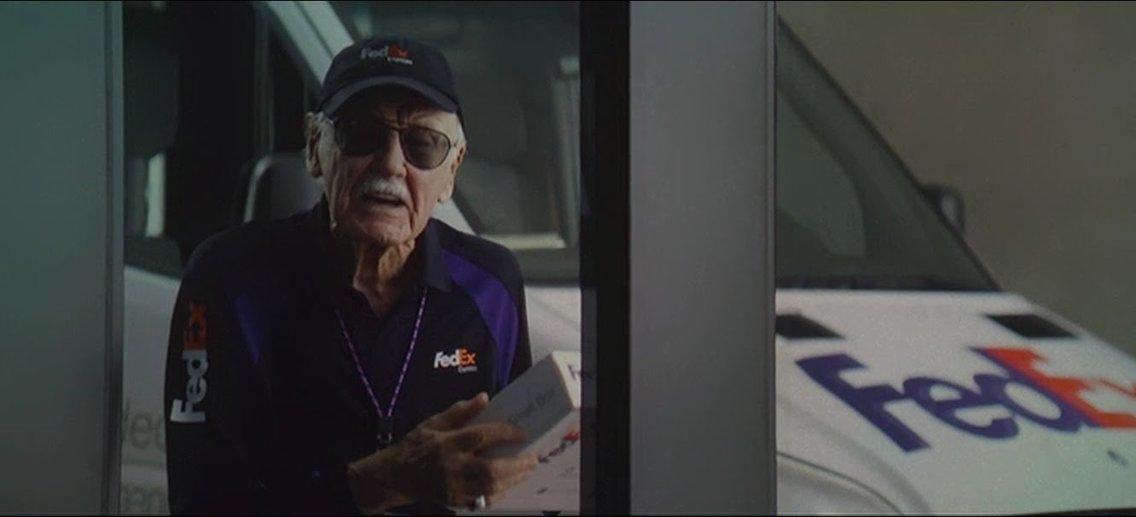 Stan Lee Captain America 3