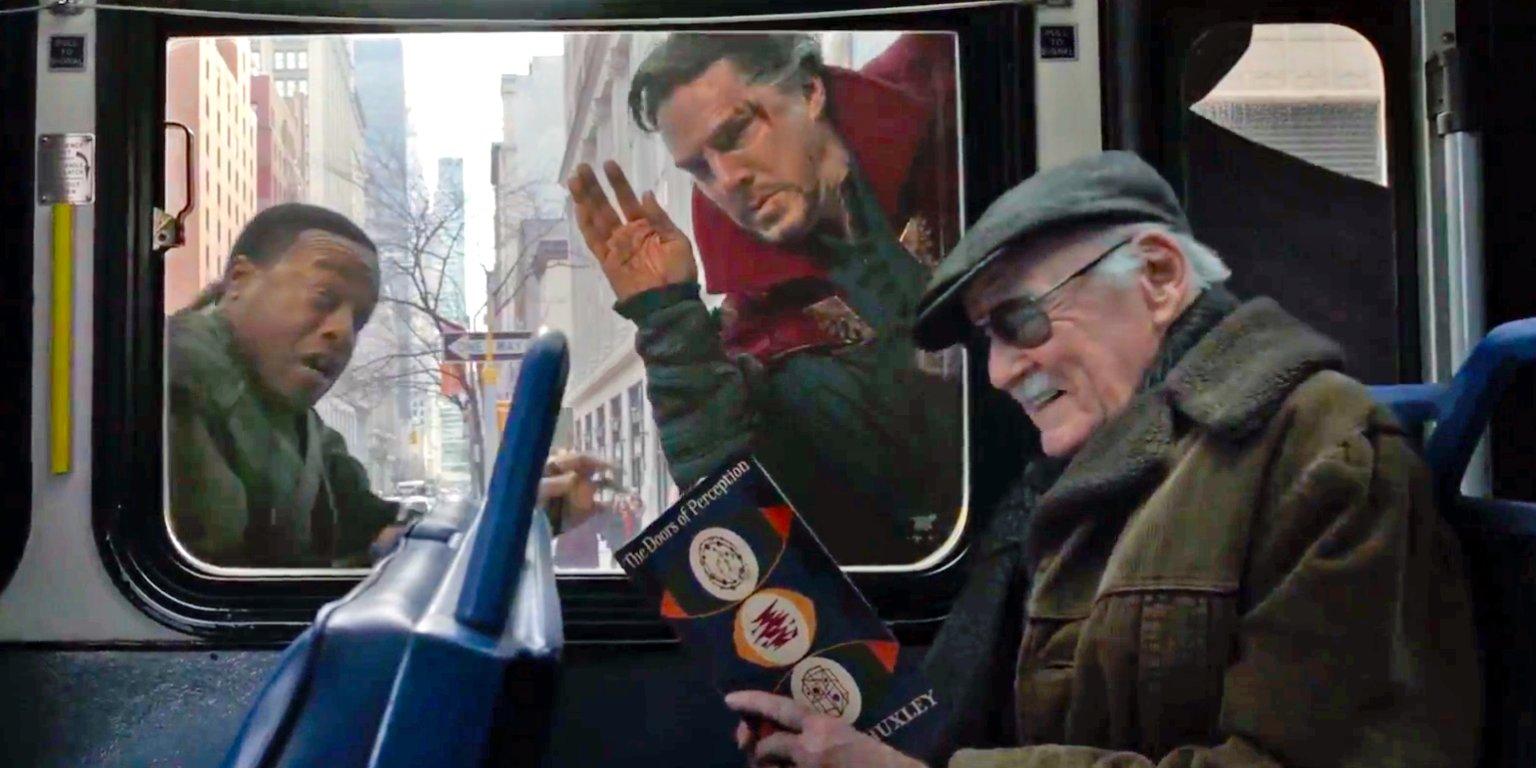 Stan Lee Doctor Strange.