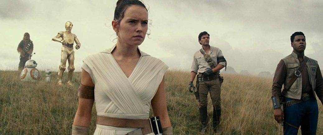 Episod IX - The Rise of Skywalker