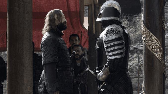 The Hound och The Mountain möts i säsong 7 av Game of Thrones