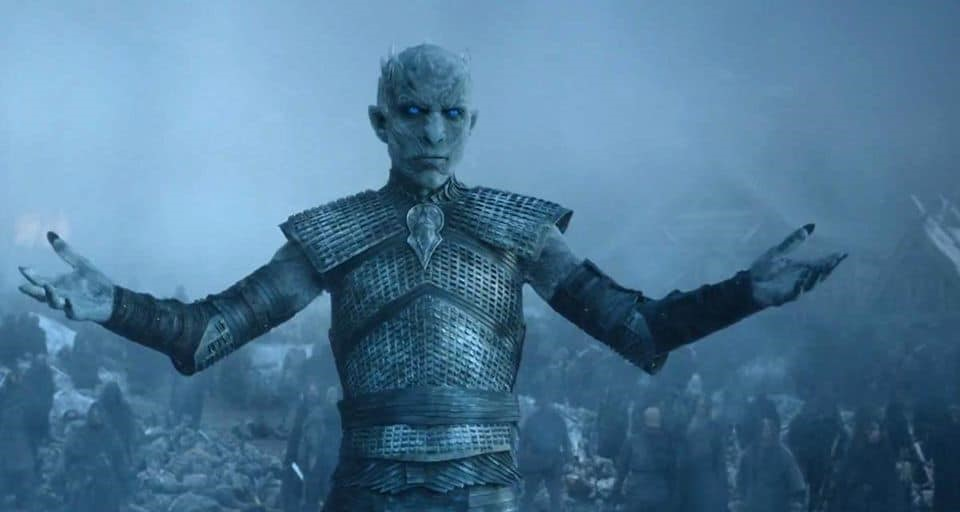 The Night King i Game of Thrones