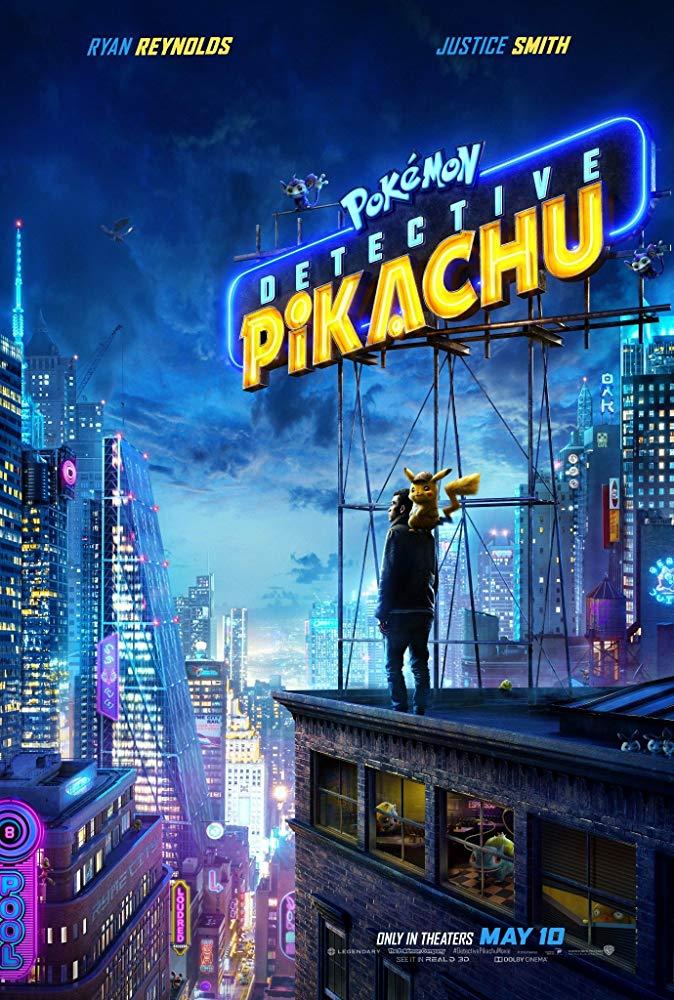 En poster av Legendary Entertainment