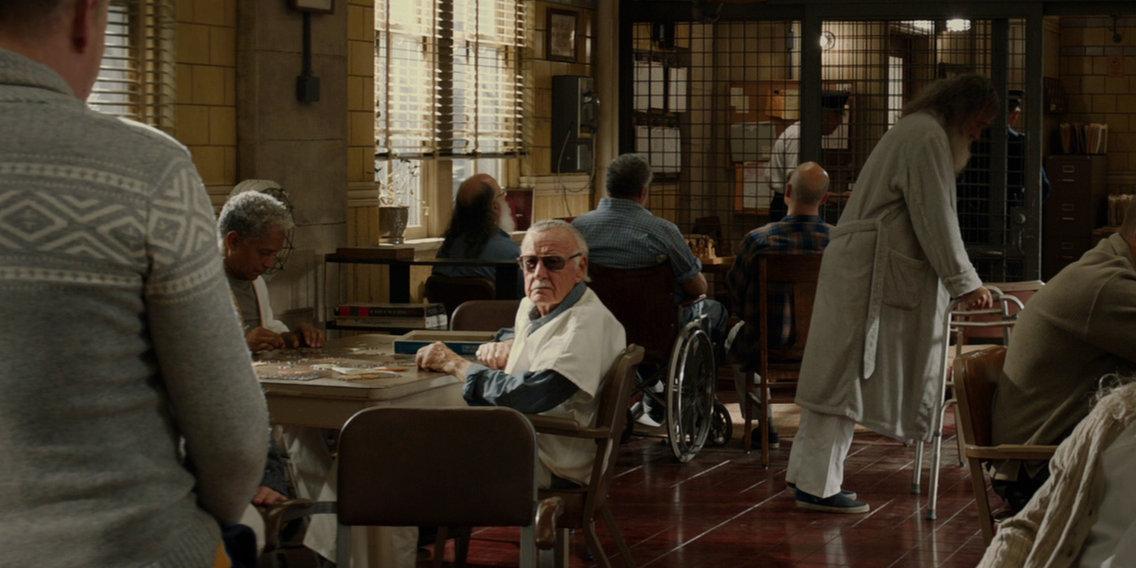Stan Lee i Thor