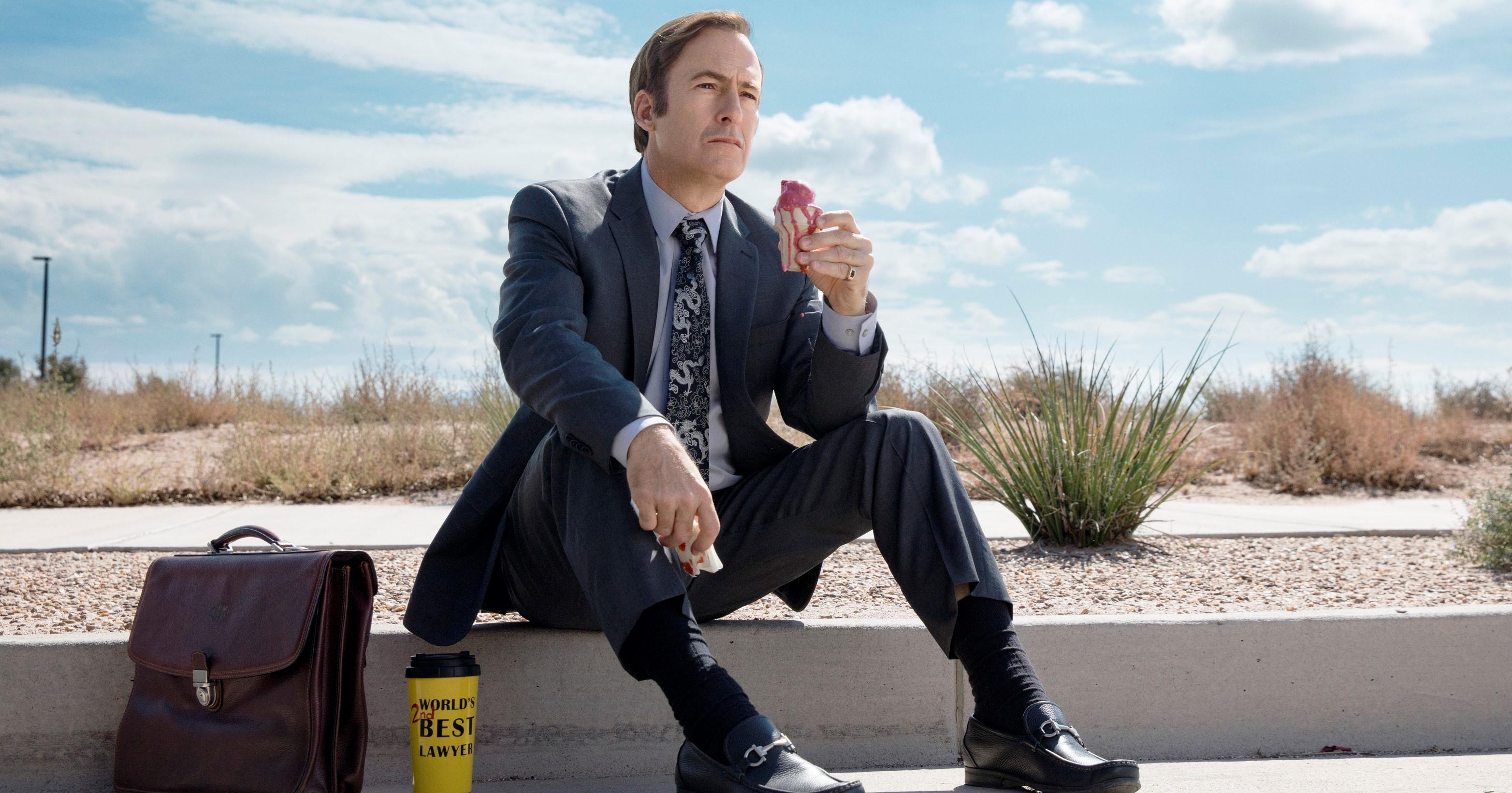 En poster till Better Call Saul
