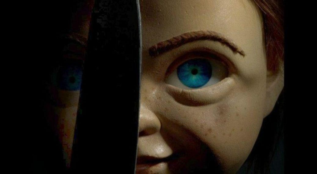 En bild på mördardockan Chucky