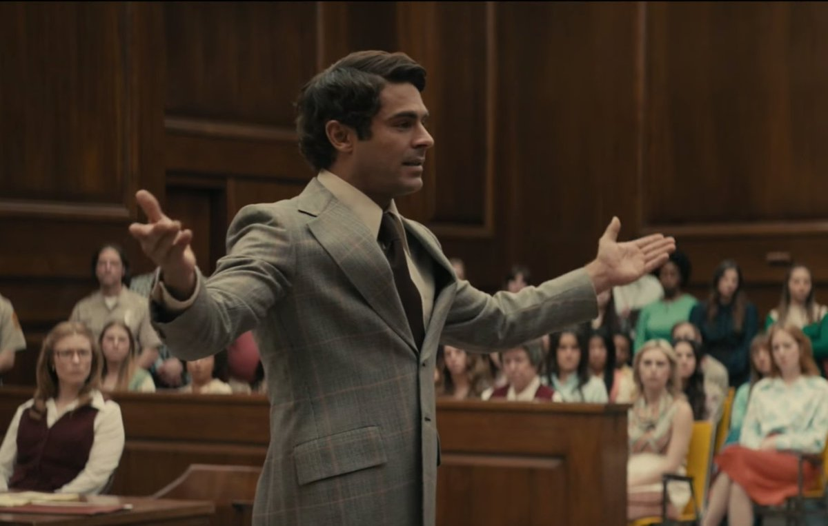 """Zac Efron spelar Ted Bundy i """"Extremely Wicked, Shockingly Evil and Vile""""."""