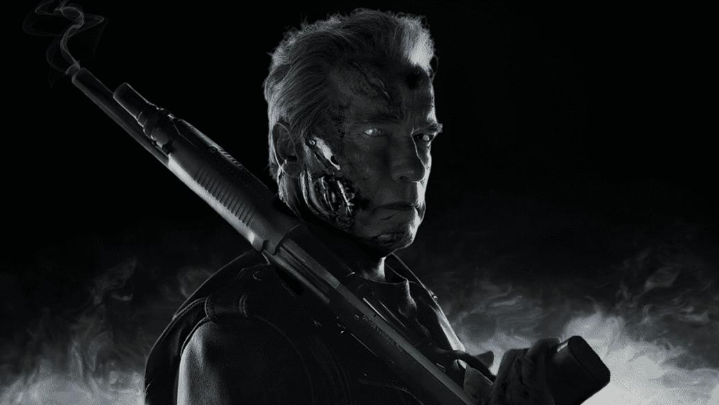 En bild på Arnold Schwarzenegger
