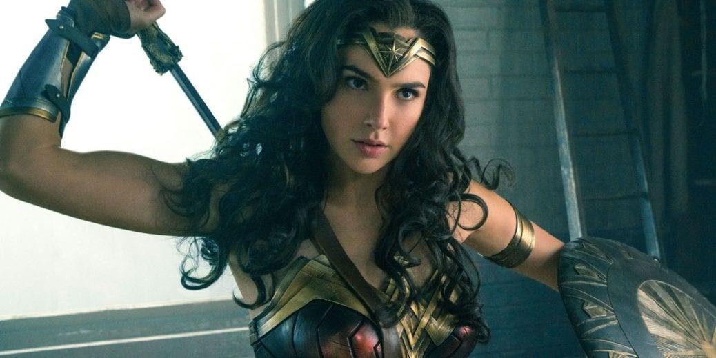 En bild på Wonder Woman