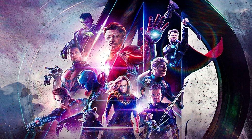 En bild på Avengers gänget