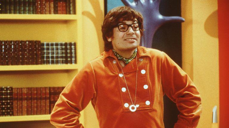 En bild på Austin Powers