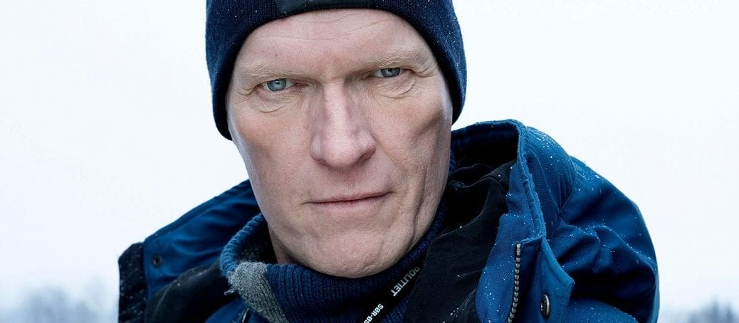 Sven Nordin som Wisting. Foto: Viaplay.