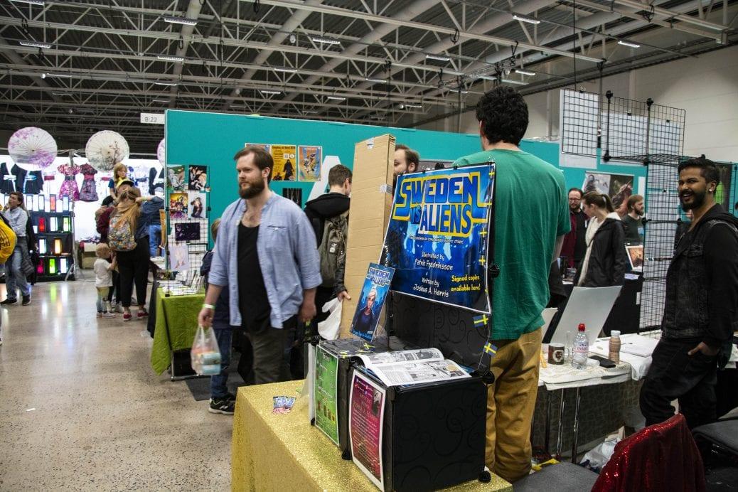Comic Con i Göteborg