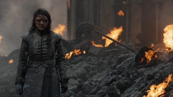 Game of Thrones – 805 – Drottningarna drabbar samman