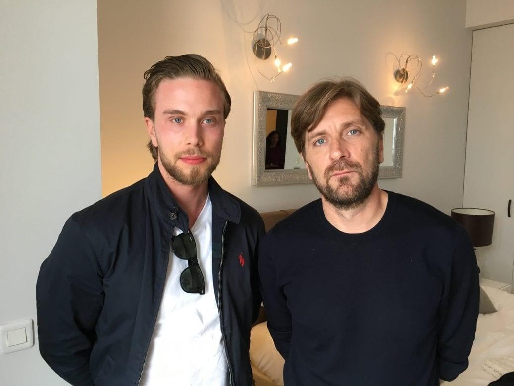 Filmtopp i Cannes: Pratstund med Guldpalmsvinnaren Ruben Östlund