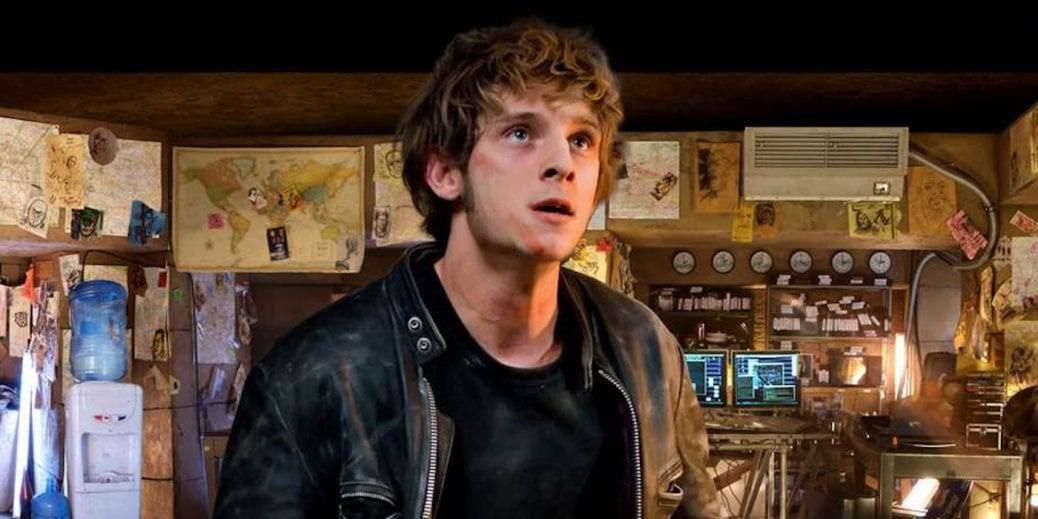 En bild på skådespelaren Jamie Bell