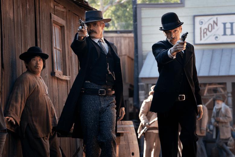 """Deadwood - the movie"" (2019)."