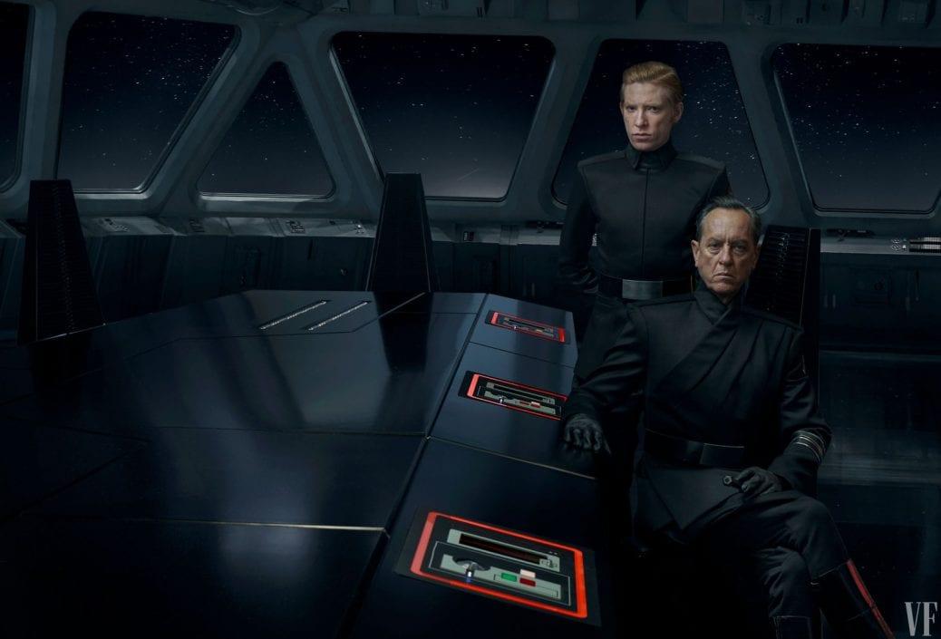 Imperiets flotta.