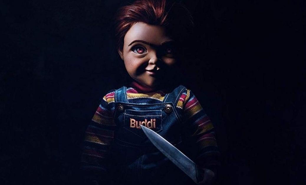 Den onda dockan Chucky.