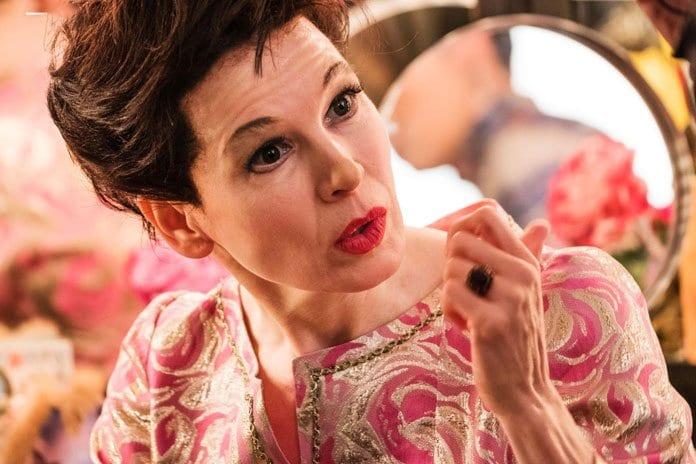 Renée Zellweger i rollen som Judy Garland.