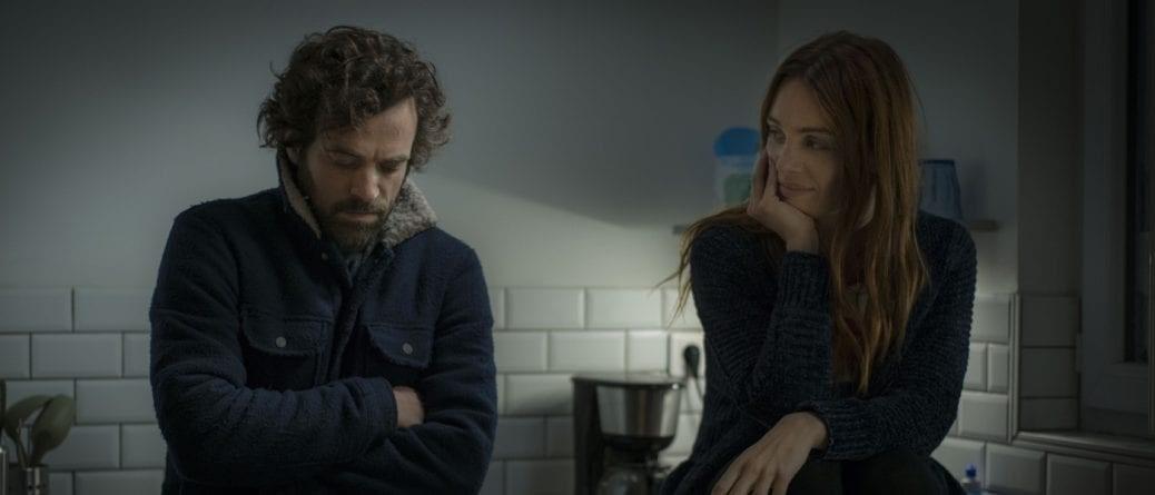 Stillbild från filmen När livet vänder.