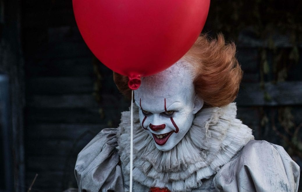 En bild på Clownen Pennywise