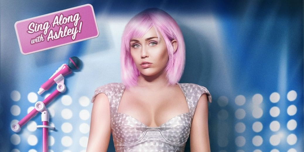 "Miley Cyrus i ""Rachel, Jack and Ashley Too"""