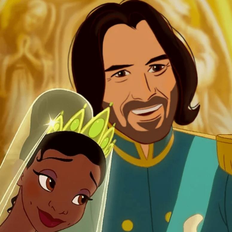 Princessan och grodan