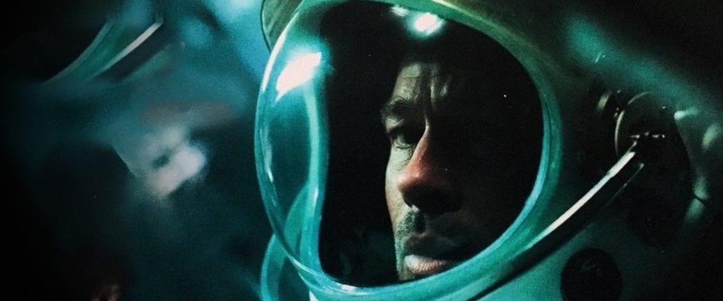 Brad Pitt i filmen Ad Astra.