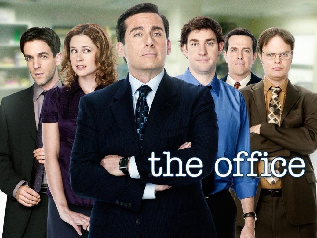 Ensemblen i The Office.