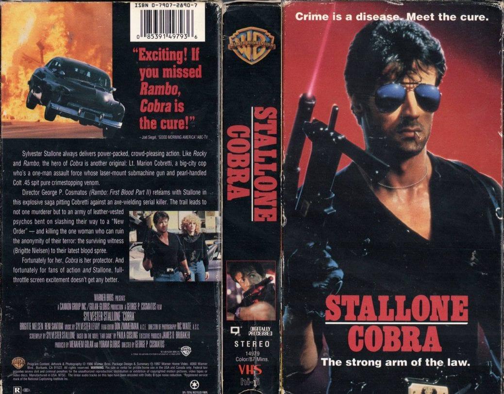 Stallone i Cobra