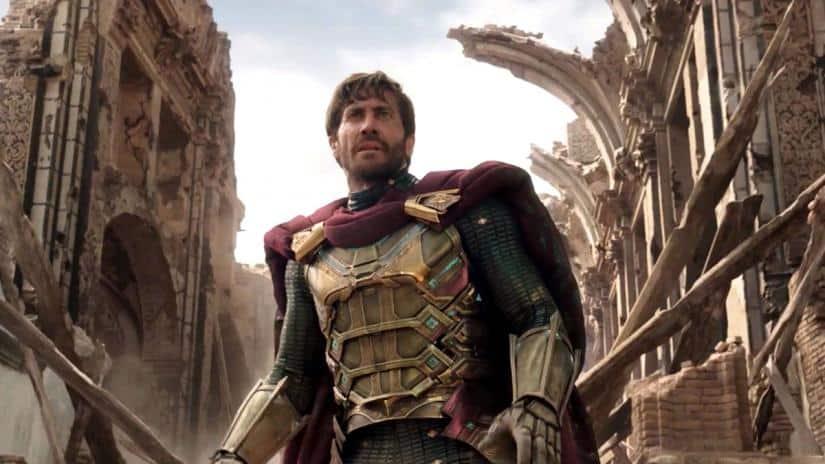 Jake Gyllenhaal som Mysterio i Spider-Man Far From Home