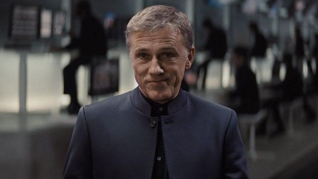 Christoph Waltz som Ernst Stavro Blofeld.