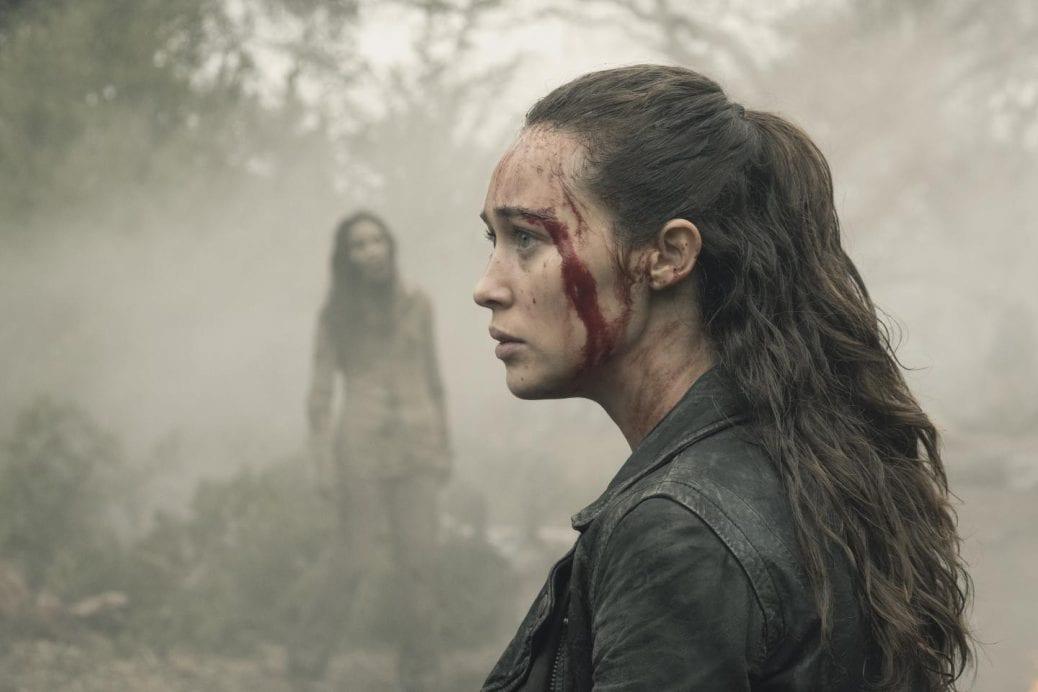 "Alycia Debnam-Carey i ""Fear the Walking Dead""."