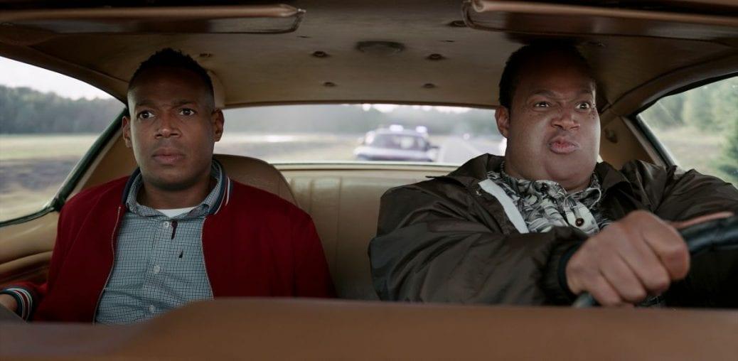 """Marlon Wayans spelar sex huvudroller i nya """"Sextuplets""""."""