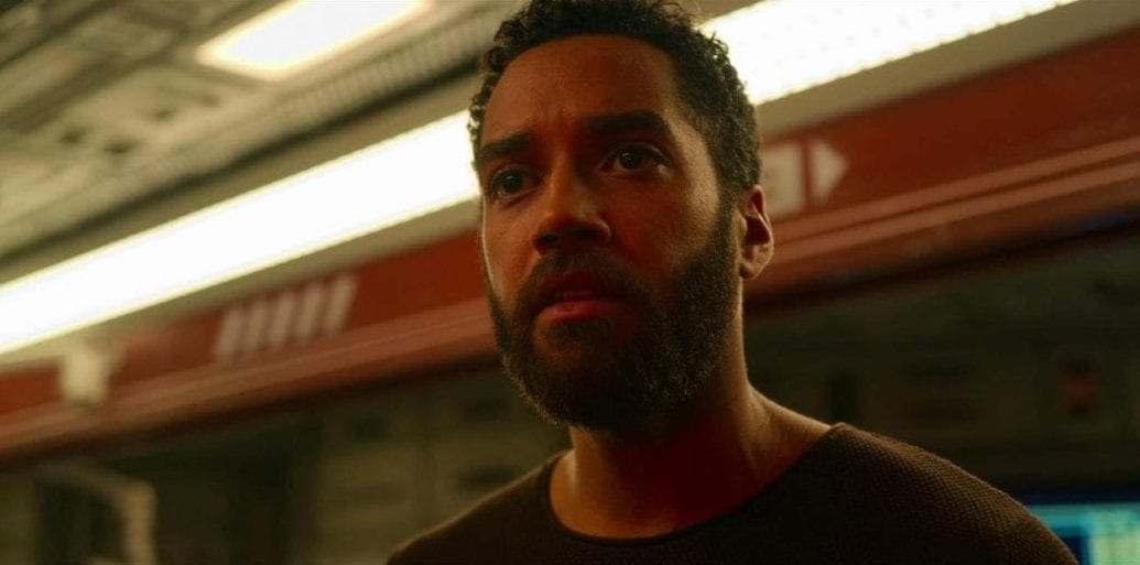 """Samuel Anderson i """"Another Life""""."""