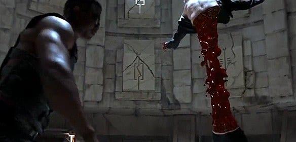 Dåligt CGI blod