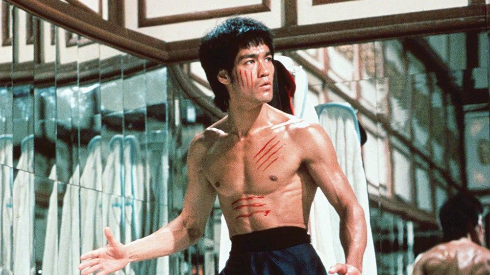 Bruce Lee i Enter the Dragon
