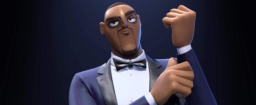 Stillbild ur Spies in Disguise.